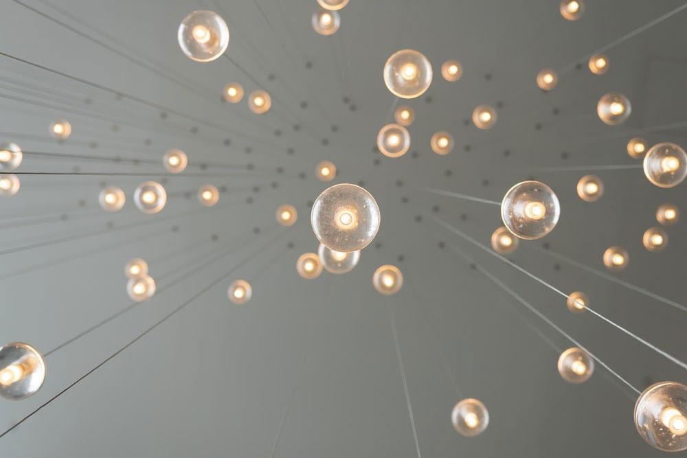 sustainable event lighting