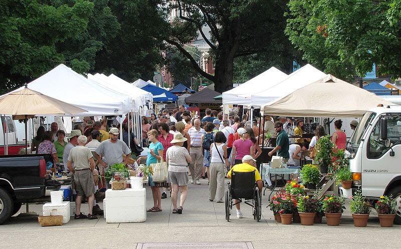 local sustainable event vendors