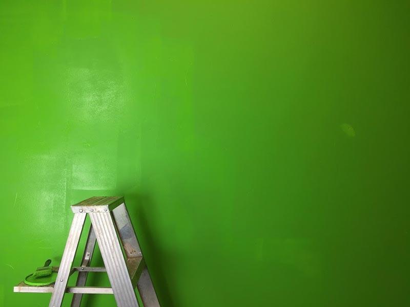 custom green screen backdrop options