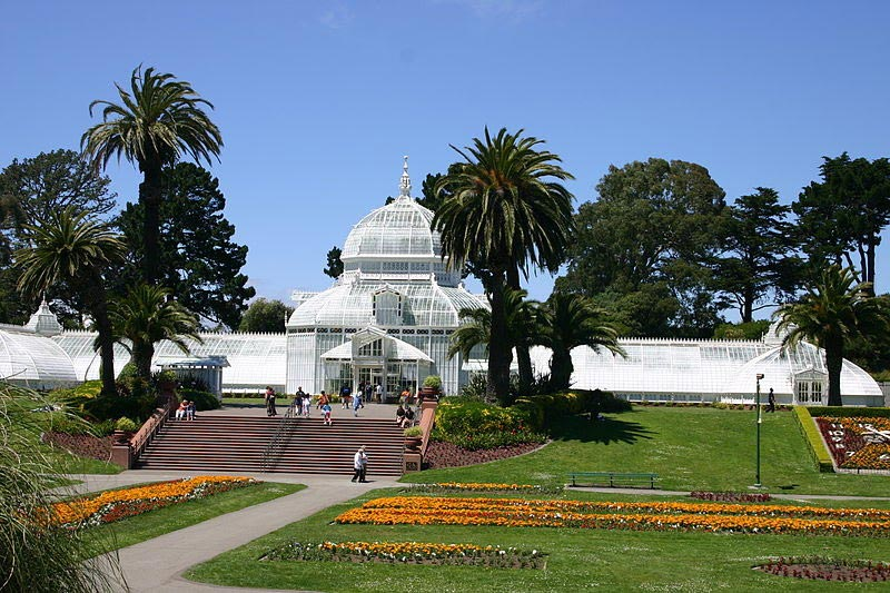 golden gate state park conservatory