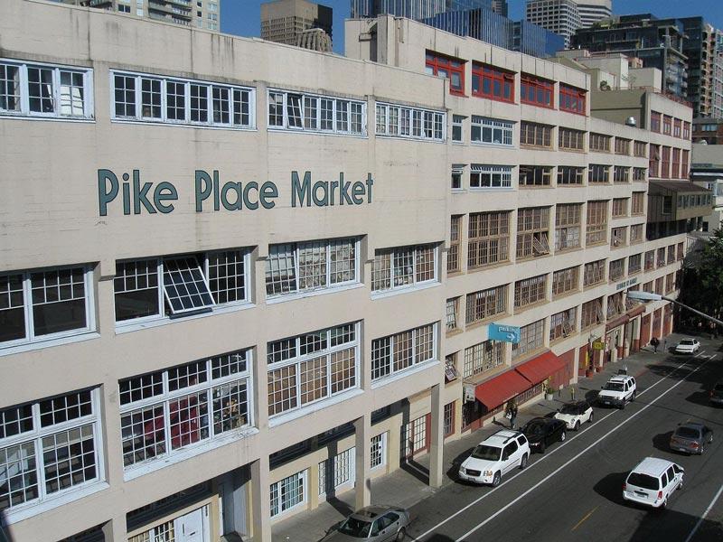 pike place market building